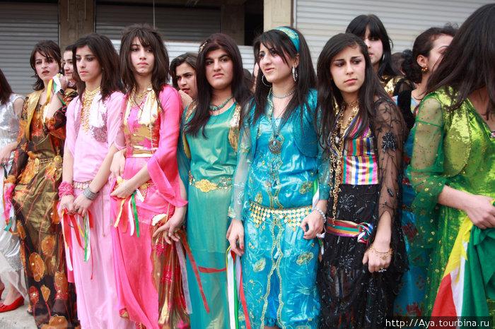 Навруз. Самый любимый праздник в Курдистане.