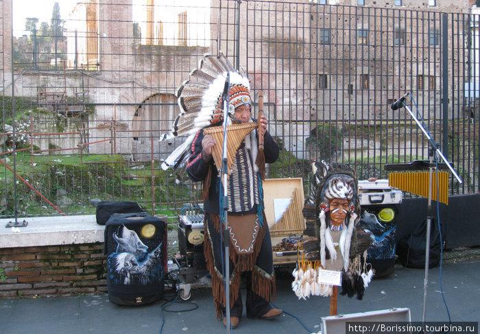 Индейцы из Эквадора
