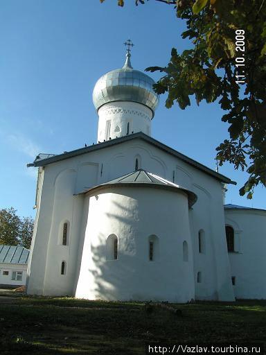 Внешний вид церкви