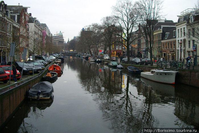 Каналы — неотъемлемая часть города
