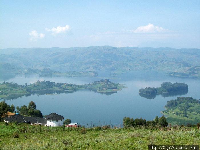 Озеро Буньони