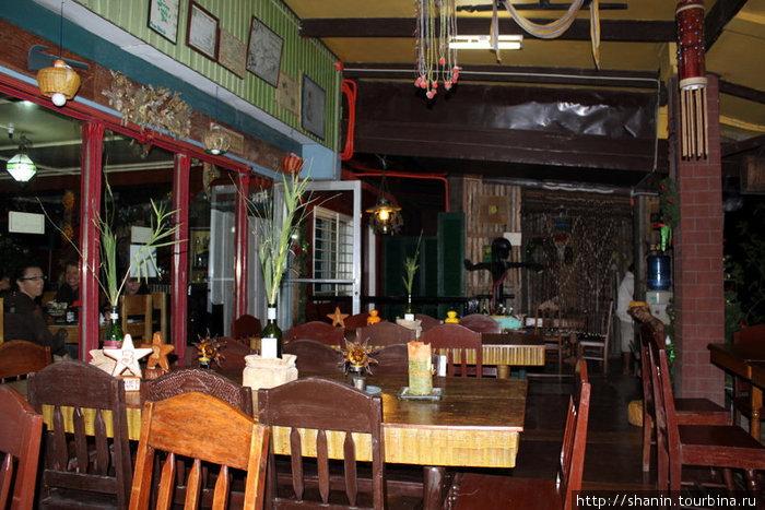Ресторан в Бванауэ