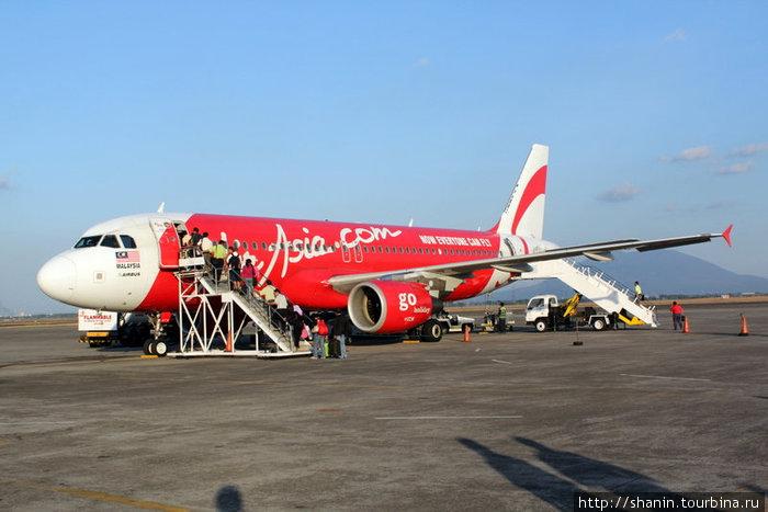 Летим на Борнео. Кругосветка