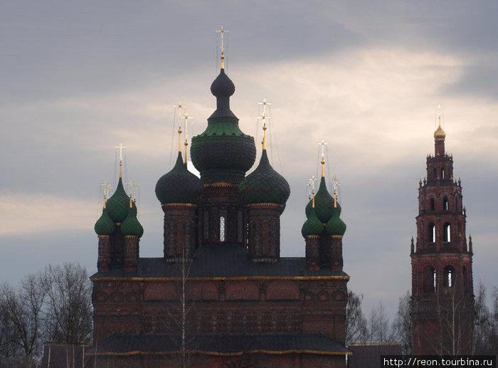 Церковь Иоанна Предтечи в Толчковой слободе