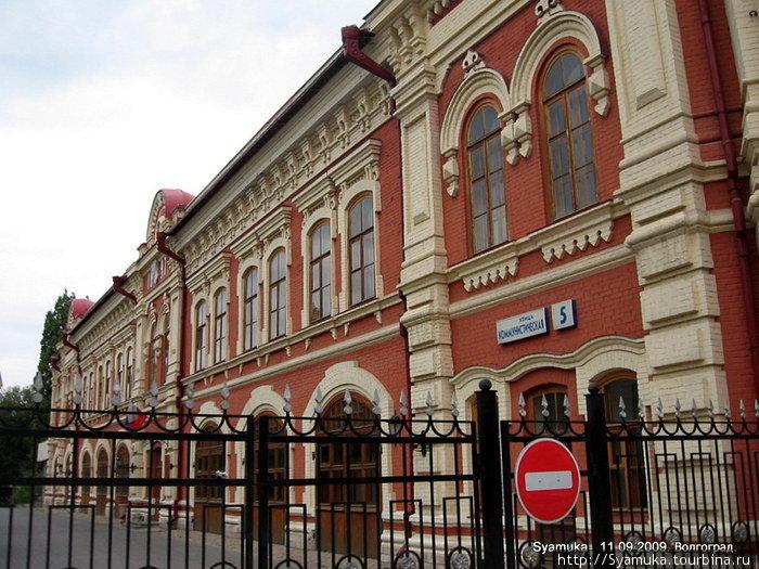 Здание восстановлено в первоначальном виде.