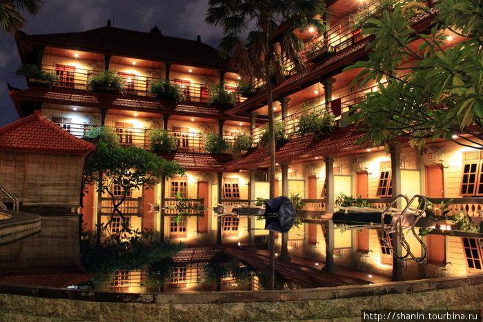 Отель в Куте