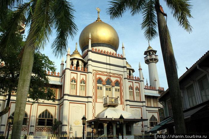 Мечеть Султан