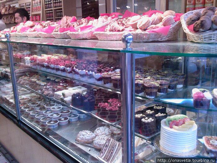 сладкоешкам