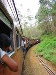 Поезд- самое интересное и удобное средство передвижения на Шри-Ланке