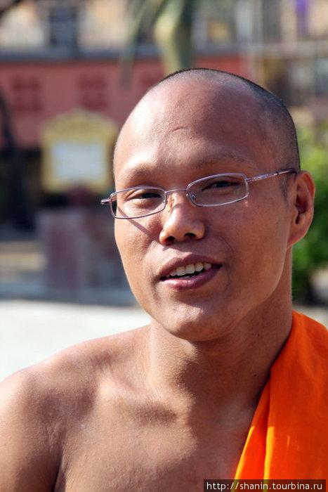 Скептически настроенный буддистский монах