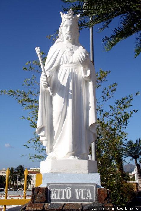 Статуя проповедника