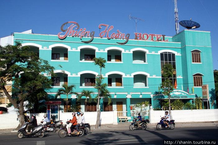 Отель в Нячанге