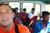 в автобусе я начал приглядываться к местному населению
