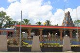 индуистский храм в городе Нади