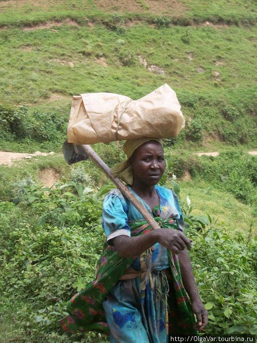 Угандийка