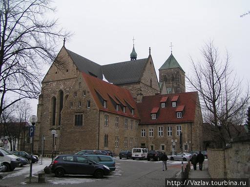 Внешний вид собора