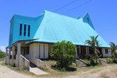 методистская церковь интересной формы