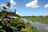 Река на окраине Нади