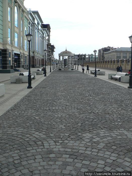 Петербургская улица.