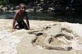 Песчаный крокодил