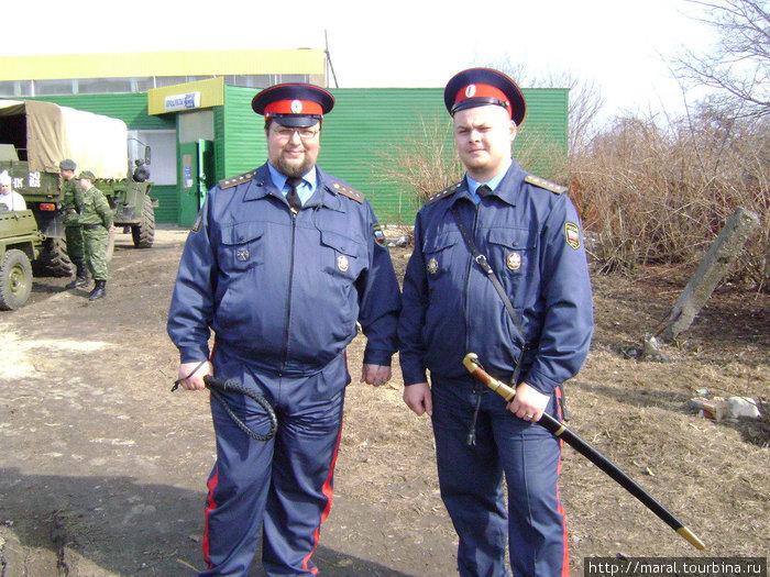 Это не враки — есть в Ярославле казаки