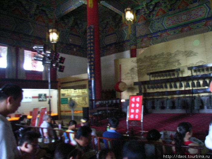 Сиань: Колокольная башня Сиань, Китай