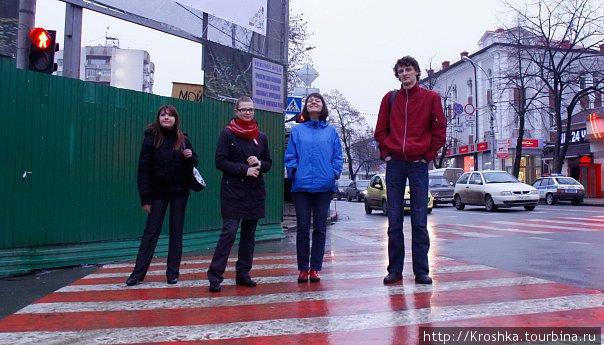 Все фотографии взяты у Александра Головко. Краснодар ул. Красная