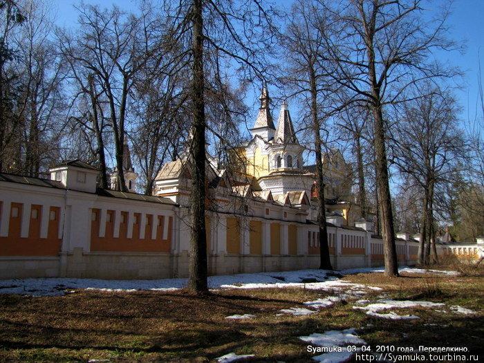 Резиденцию в Переделкино Алексий II считал своим домом.