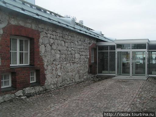 Перековка мечей на орала: бывшее укрепление превращено в музей