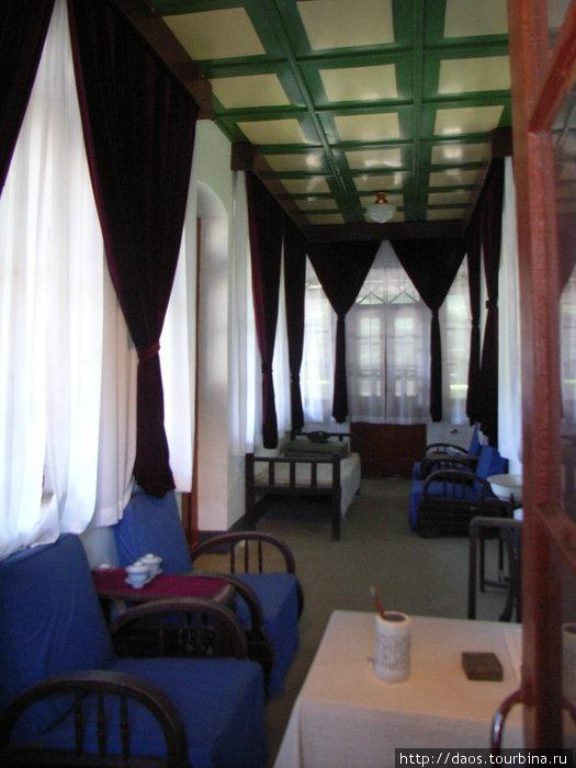 Гостиница, где был арестован Чан Кайши