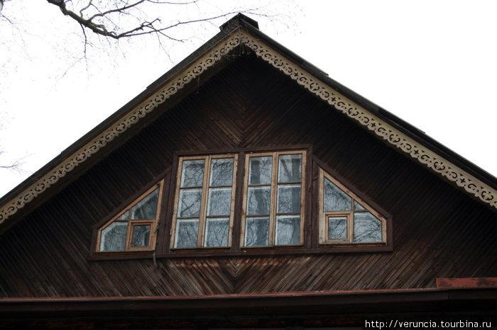Дом на Горной.