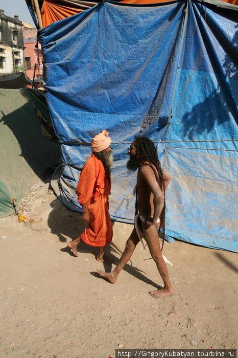 В Индию на фестиваль Кумбх Мела. 8 - финальная Харидвар, Индия