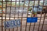Парк открыт, вход — 10 песо