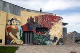 Картина на стене — в стиле русского авангарда