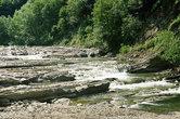 Пороги-водопады