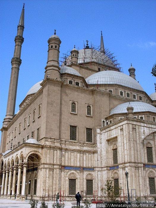 Мечеть Мухамеда Али