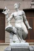 Бог торговли — Меркурий