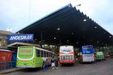 Автовокзал в Сан-Сальвадор-де-Хухуй