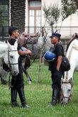 Два аргентинских кавалериста