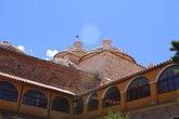 Купола храма Святого Франциско