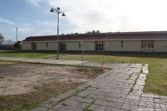 Музей землетрясения.