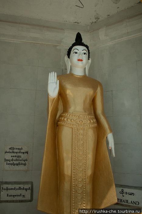Будда Таиландец.