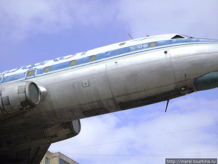 Салон самолёта предполагали использовать как детский кинотеатр