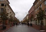Тем не менее, пешеходный бульвар — до сих пор любимое место прогулок шауляйских граждан.