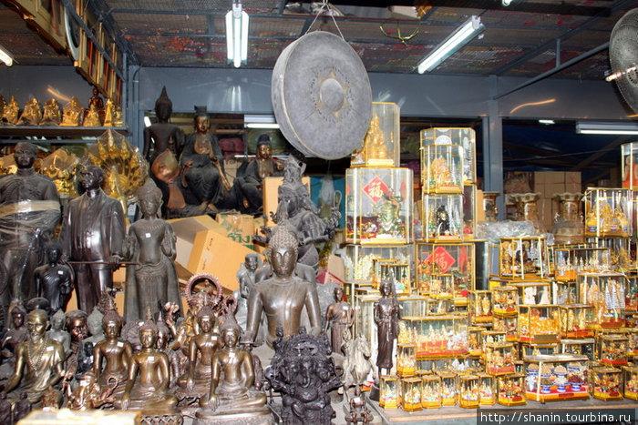 Буддистские статуэтки