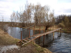 Мост через протоку