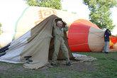 Борисыч — пилот воздушного шара
