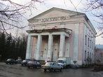 Данилов-декабрь 2008. Бывший Воскресенский собор