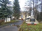 Данилов-декабрь 2008. Аллея Славы