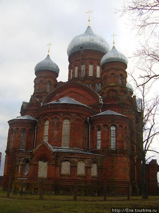 Данилов-декабрь 2008. Казанский собор на Горушке